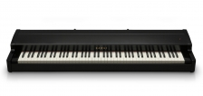 ソフトウェアピアノ音源をリアルな感触へ グランドピアノタッチのMIDIキーボード『VPC1』を発売