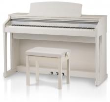 木製鍵盤を搭載したカワイデジタルピアノのスタンダードモデル『CA15』に新色『プレミアムホワイトメープル調仕上げ』が登場