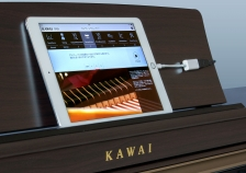 カワイiPadアプリ『コンサートチューナー』