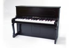 アップライト型ミニピアノ 1151 ブラック