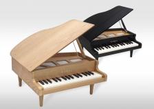 カワイミニピアノ「グランドピアノ ナチュラル/ブラック」