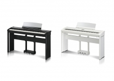 フルコンサートピアノ「SK-EX」サウンドを含む最上位クラスの音源と新型鍵盤を搭載したスタイリッシュデジタルピアノ新製品『 ES8 』を発売