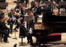 第6回仙台国際音楽コンクールで、カワイフルコンサートピアノSK-EXを弾いた エヴァン・ウォンさんが第2位入賞