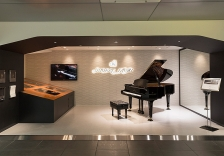 浜松市の玄関口で音楽の街をアピール 浜松駅新幹線コンコース展示場への出展について