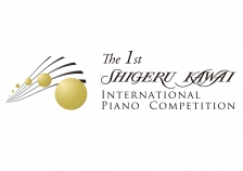 「Shigeru Kawai国際ピアノコンクール」ロゴ