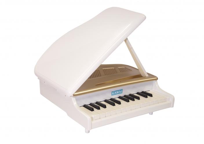 カワイミニピアノ ミニグランドピアノに新色登場