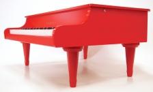 ミニピアノ P-32 脚アップ