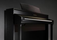 カワイデジタルピアノCA98/78/48を発売します<br />—リビングに、コンサートグランドピアノの響きがこだまする。—