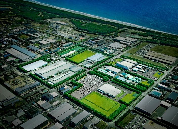 当社竜洋工場が「関東経済産業局長表彰」を受賞</br>~ 平成29年度緑化優良工場等関東経済産業局長表彰 ~