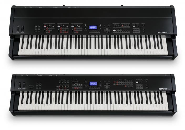 ステージピアノ『MP11SE』『MP7SE』を発売します<br />—新ピアノ音とピアノデザインを採用したNEWラインナップ —