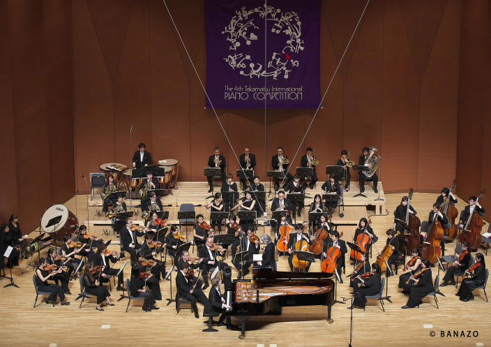 第4回高松国際ピアノコンクールで、カワイフルコンサートグランドピアノ </br>「SK-EX」を弾いたピアニストが4位・5位に入賞