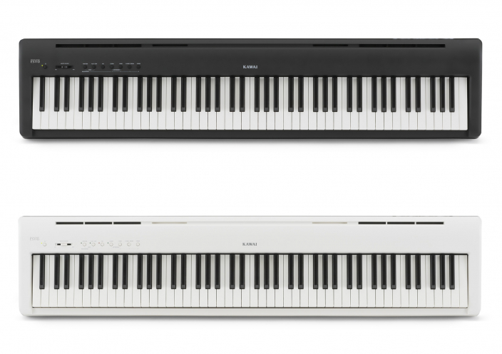 海外で好評のポータブルデジタルピアノ『ES110』 国内に登場