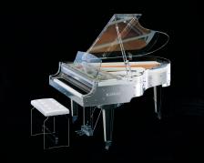 福岡市科学館「スケスケ展」への </br>クリスタルグランドピアノ協力出展のお知らせ