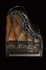 クリスタルグランドピアノイメージ画像2