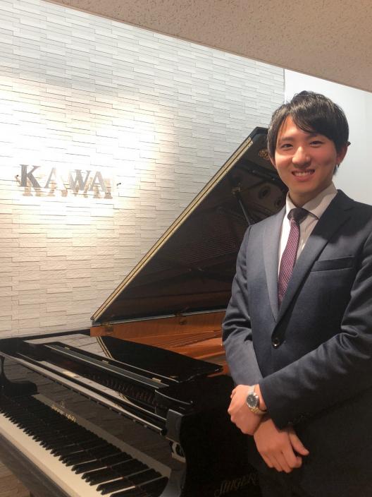 ピアノ販売、イベントの企画