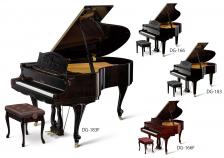- DIAPASONブランドのピアノ、ラインナップ一新 -</br> グランドピアノ・アップライトピアノ新製品発売