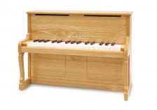 アップライト型ミニピアノ ナチュラル