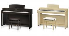 よりピアノらしく、より使いやすく進化した </br>カワイデジタルピアノ『CN39』『CN29』発売</br>― 新再生システムと有機ELディスプレイを搭載 ―