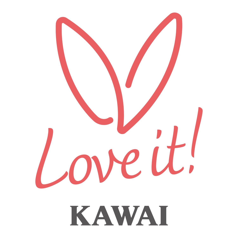 『Love it!(ラビット)』ロゴ