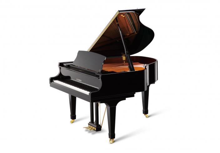 おうち時間にご好評のコンパクトグランドピアノ </br>特別な響板とハンマーを搭載した 限定モデル『GX-1LE』 発売